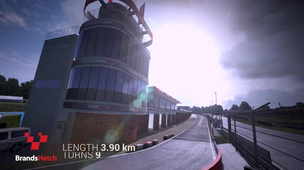 Trailer, Rennspiel, Slightly Mad Studios, Project Cars