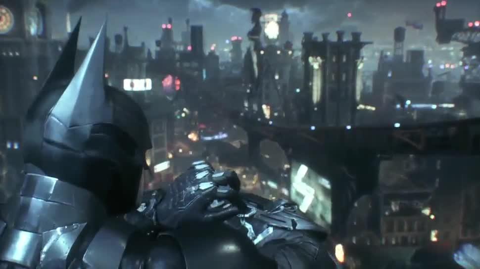 Trailer, Gameplay, actionspiel, Warner Bros., Batman, Arkham Knight
