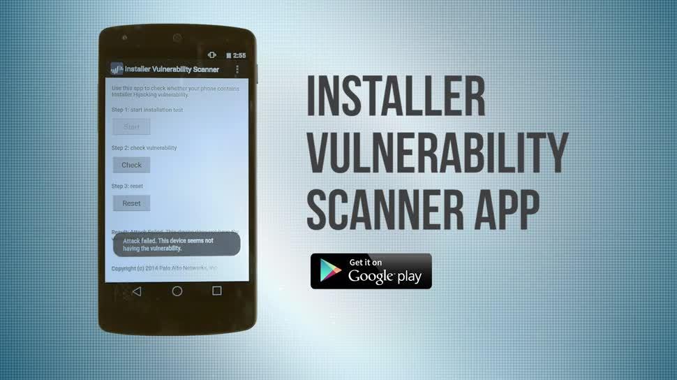 Malware, Austausch, APK, Android Installer Hijacking