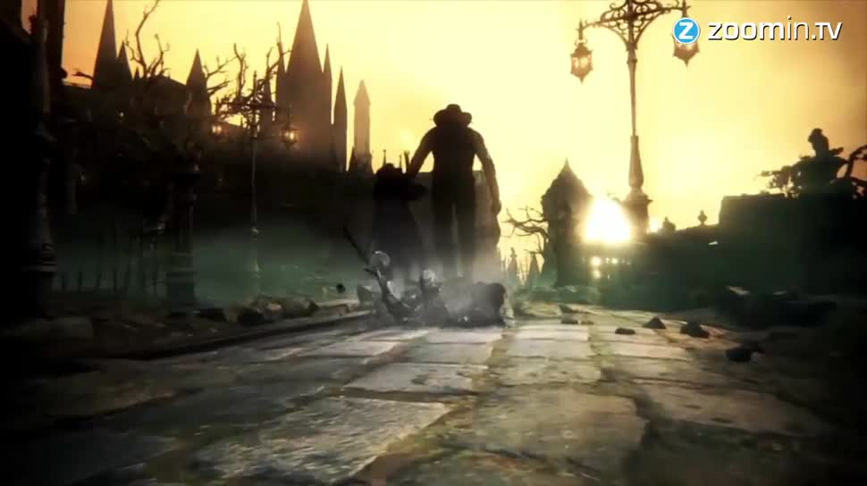 Sony, PlayStation 4, From Software, Bloodborne