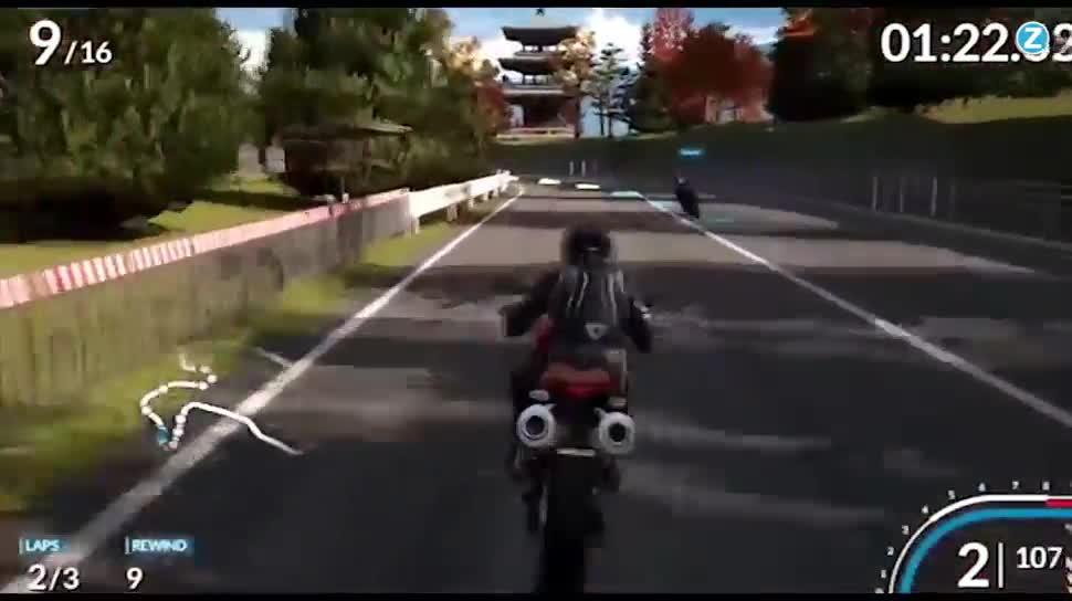motorrad rennspiele
