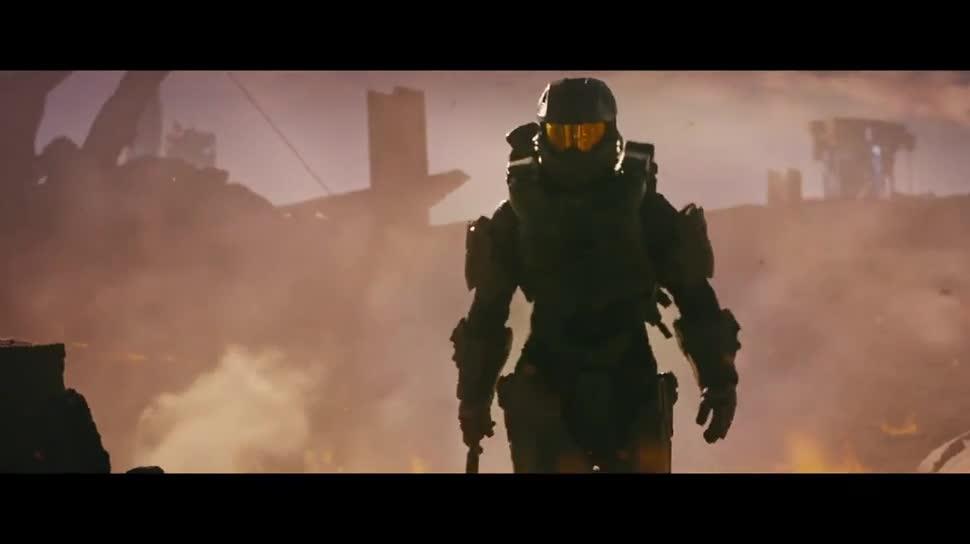 Microsoft, Xbox One, Halo, 343 Industries, Halo 5: Guardians