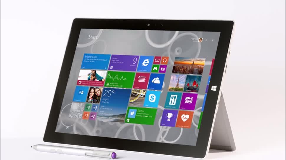 Microsoft, Windows 10, Tablet, Surface, Microsoft Surface, Surface RT, Surface 3