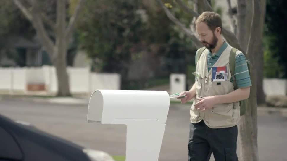 Google, Aprilscherz, Briefkasten, Smartbox
