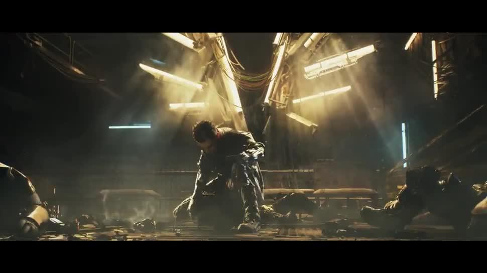Trailer, actionspiel, Square Enix, Eidos, Deus Ex, Deus Ex: Mankind Divided, Mankind Divided, Adam Jensen