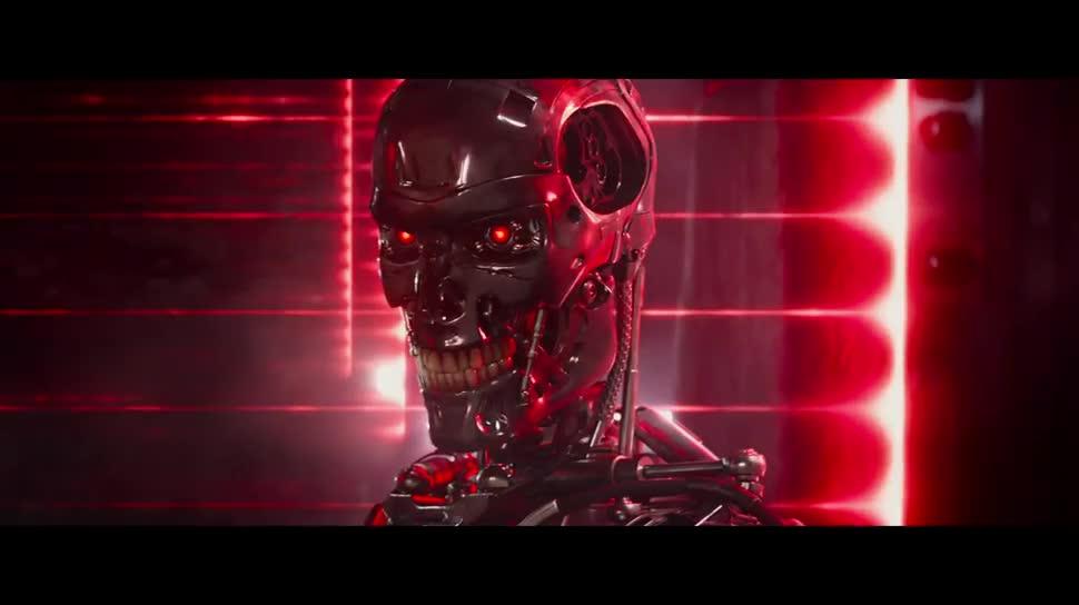 Trailer, Kino, Paramount Pictures, Paramount, Arnold Schwarzenegger, Terminator, Terminator Genisys