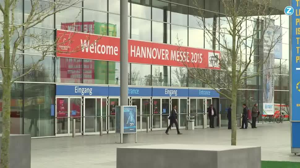 Industrie, Hannover Messe, Industrie 4.0, Hannover Messe 2015