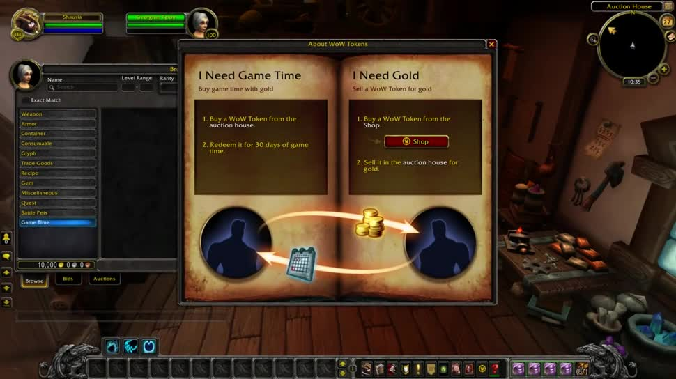Spiele, World of Warcraft, Wow, Gold, Online-Game, WoW-Marke