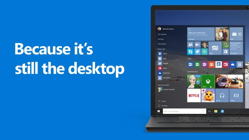 Microsoft, Betriebssystem, Windows, Windows 10, Build, Sprachassistent, Cortana, Microsoft Edge, Build 2015