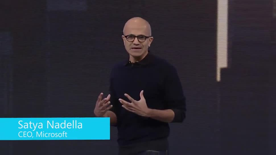 Microsoft, Betriebssystem, Windows, Windows 10, Browser, Office, Build, Augmented Reality, Cortana, Augmented-Reality, Microsoft Edge, HoloLens, Satya Nadella, Build 2015