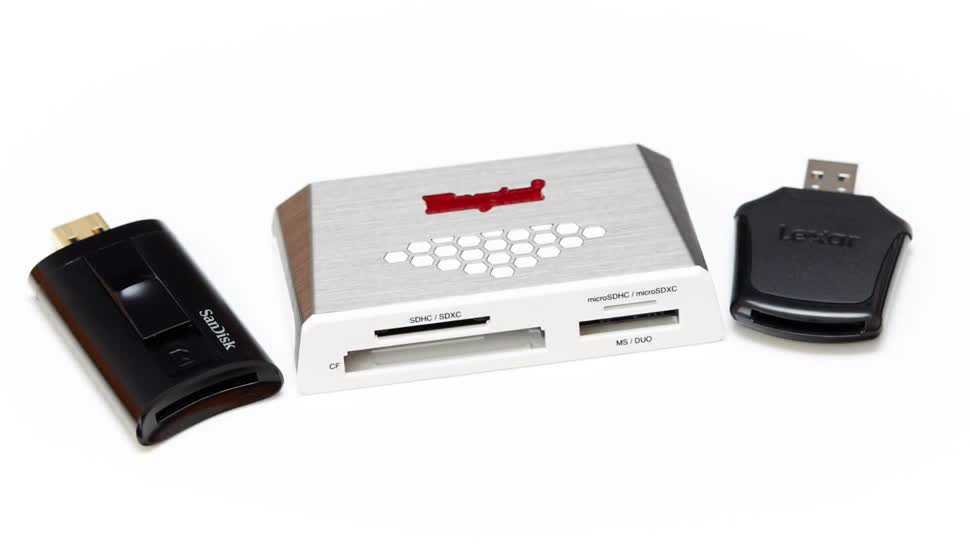 Test, ValueTech, SD-Karte, USB 3.0, Speicherkarten