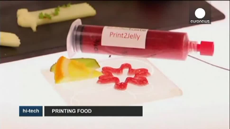 3D-Drucker, Drucker, 3D-Druck, Lebensmittel, Essen, 3D Food Printing Conference, By Flow, Print2Taste