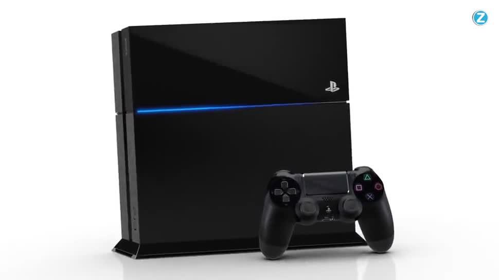Sony, PlayStation 4, Playstation, PS4, Sony PlayStation 4, Zoomin, Sony PS4