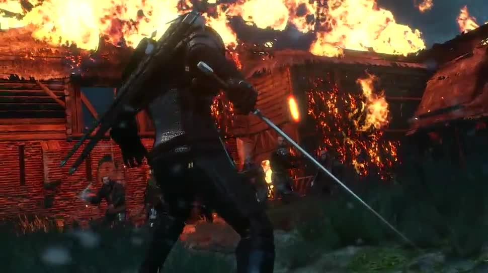 Trailer, Gameplay, Rollenspiel, Namco Bandai, The Witcher 3, The Witcher, CD Projekt, Wild Hunt
