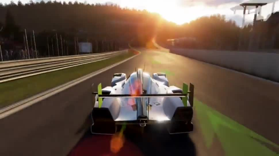 Rennspiel, Crowdfunding, Simulation, Namco Bandai, Slightly Mad Studios, Project Cars, Racer, Rennspielsimulation