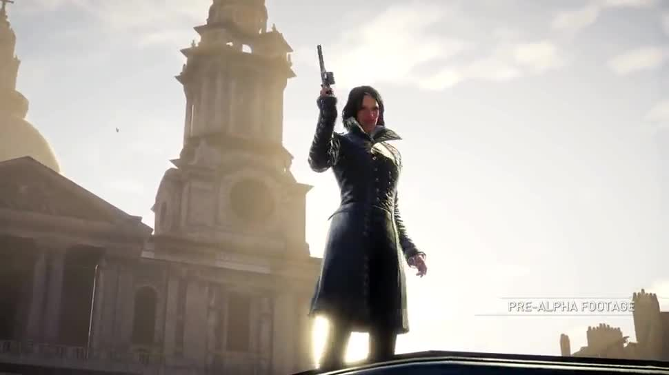 Ubisoft, Gameplay, actionspiel, Assassin's Creed, Assassin's Creed Syndicate, Walkthrough