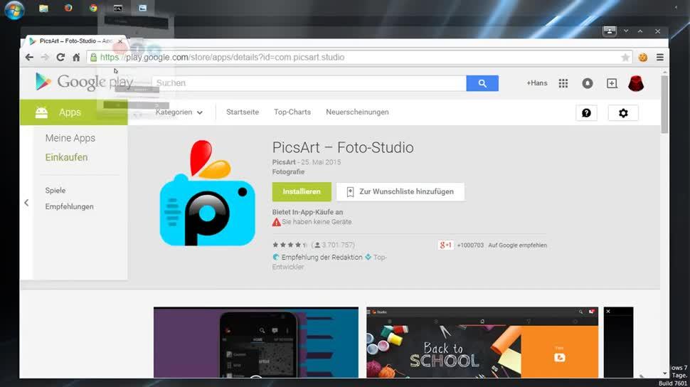 Android, Sicherheit, Verschlüsselung, passwort, SemperVideo, Login