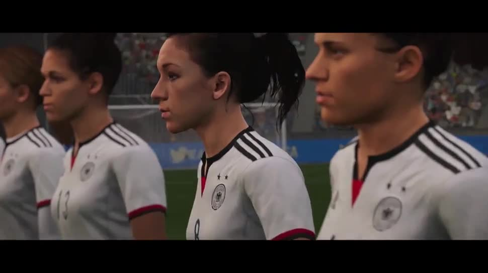 Trailer, Electronic Arts, Ea, Fußball, Fifa, EA Sports, FIFA 16, Frauen-Fußball