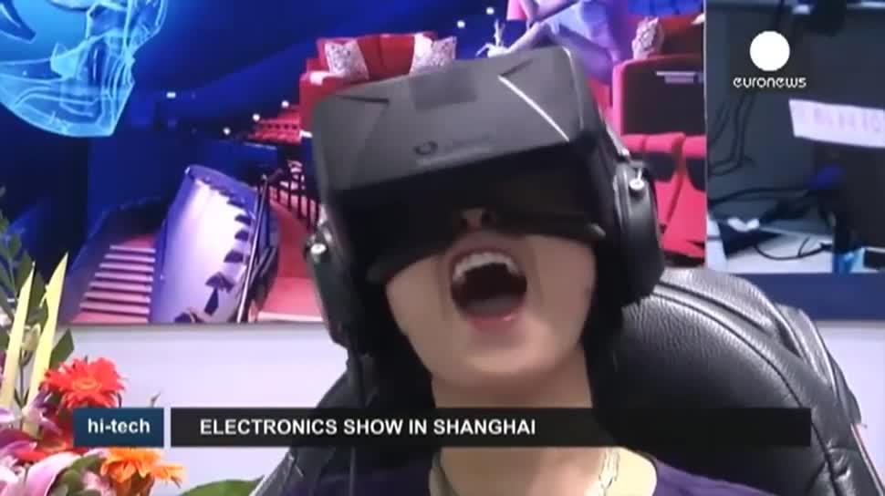 Ces, EuroNews, Ces 2015, Shanghai