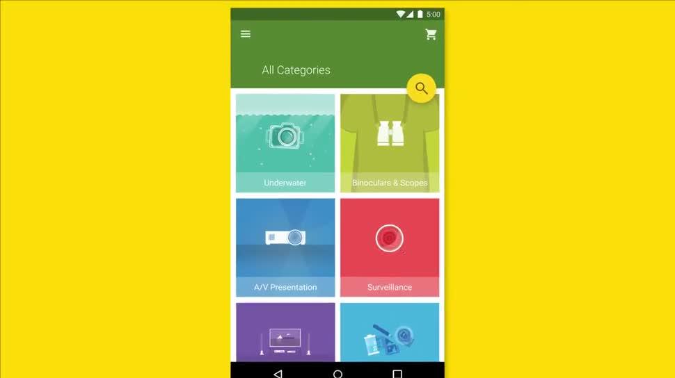 Smartphone, Google, Android, Apps, Design, Interface, Ui, Benutzeroberfläche, Google I/O, User Interface, Material Design, I/O, Google I/O 2015