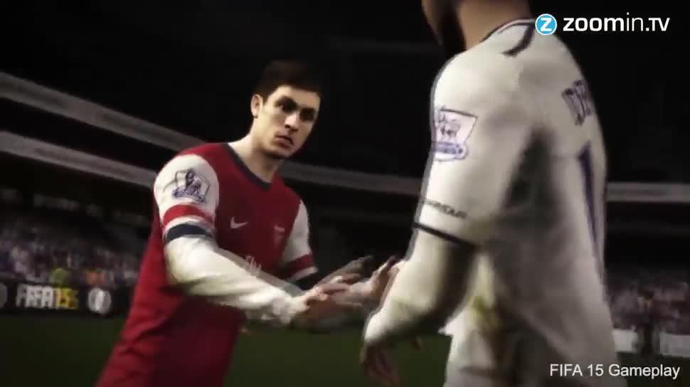 Electronic Arts, Ea, Zoomin, Fußball, Sportspiel, FIFA 16