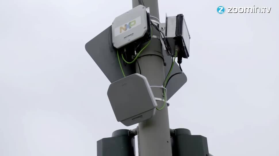 Zoomin, Hamburg, Verkehr, lkw, Co2, Ampel, Smart Port Traffic Light System, Hamburg Port Authority