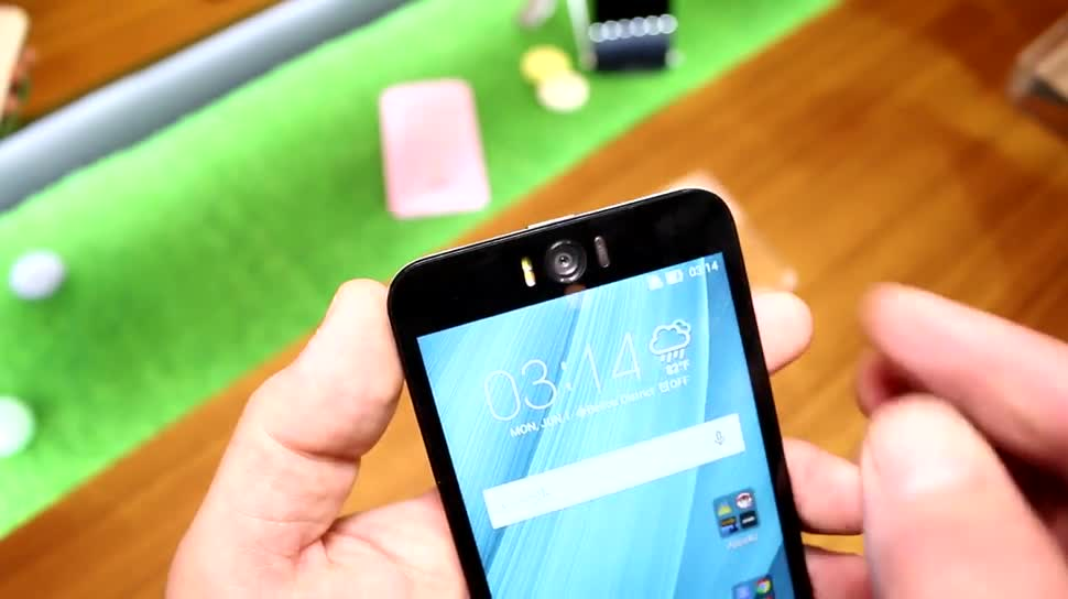 Smartphone, Android, Kamera, Asus, Computex, Computex 2015, ZenFone Selfie