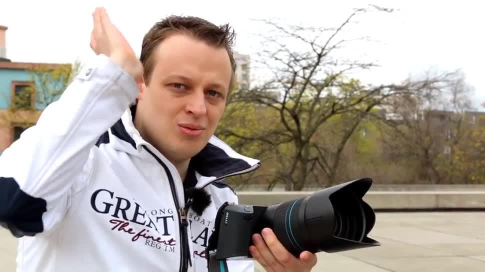 Kamera, ValueTech, Technologie, Fotografie, Lytro, Lichtfeldkamera, Lichtfeldfotografie