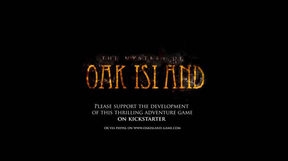 Trailer, Video, Adventure, Vorbestellung, Point and Click Adventure, Oak Island, visionaire-studio, The Mystery of Oak Island