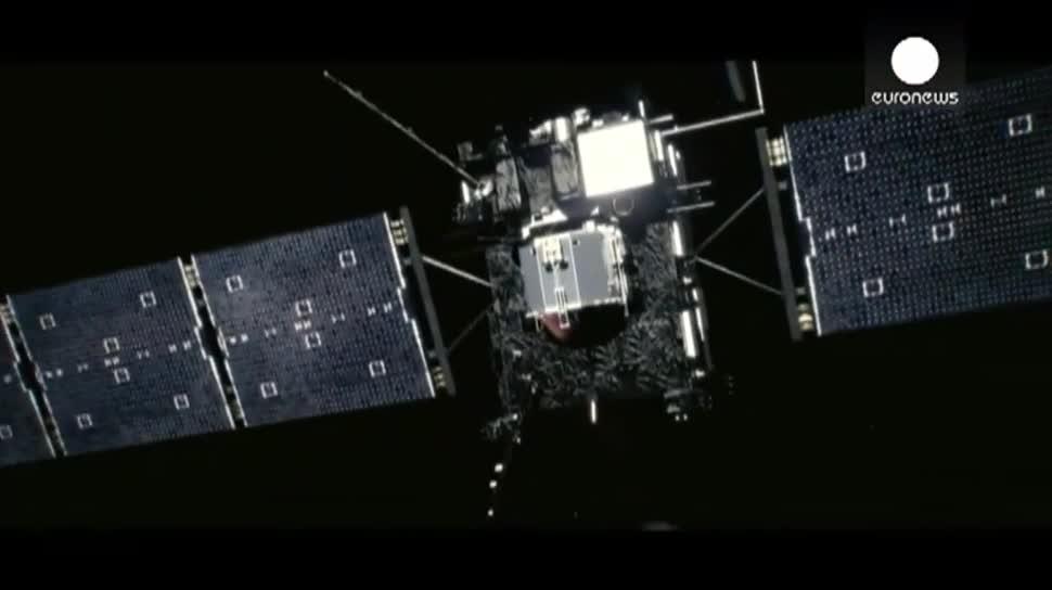 EuroNews, Sonde, Rosetta, Philae
