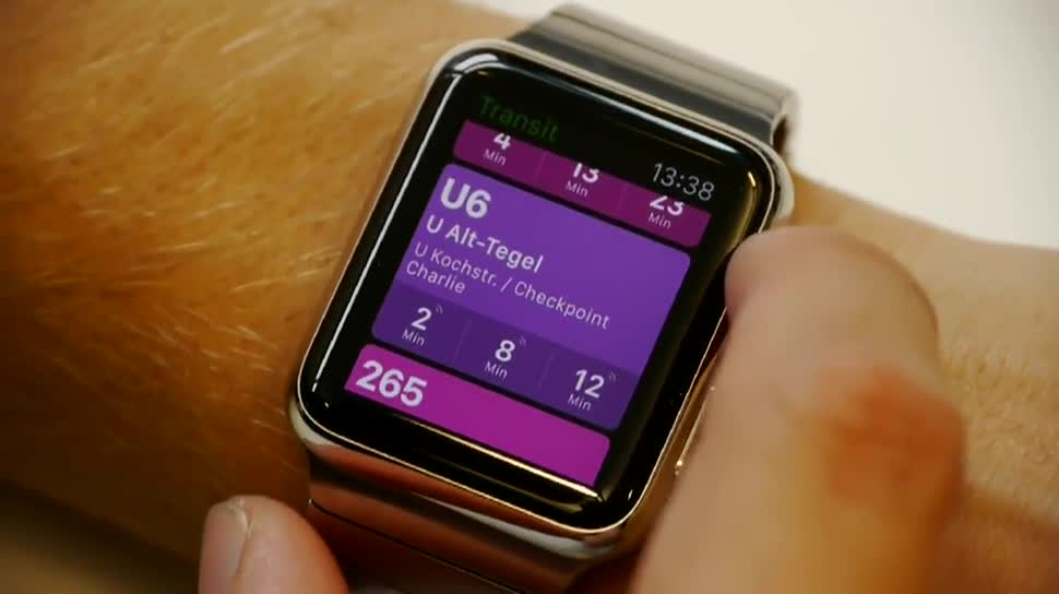 Apple, Apps, smartwatch, Uhr, Wearables, Armbanduhr, Apple Watch, Smartwatches, Dpa, Sma