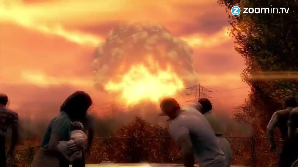 Zoomin, Bethesda, Fallout, Fallout 4