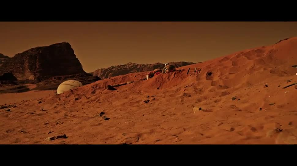 Trailer, Kinofilm, 20th Century Fox, Ridley Scott, Matt Damon, Der Marsianer, The Martian