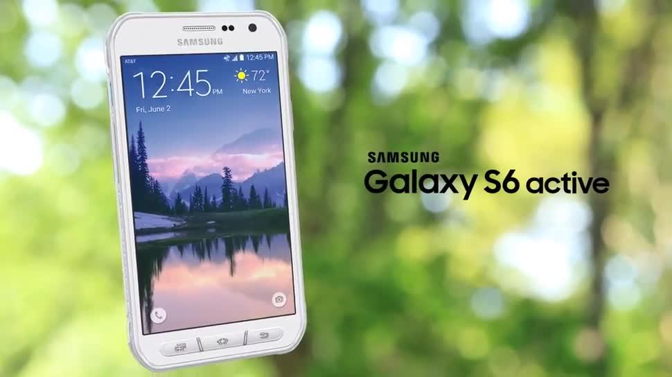 Smartphone, Samsung, Galaxy S6, AT&T, Samsung Galaxy S6, Exynos, Samsung Galaxy S6 Active, Galaxy S6 Active