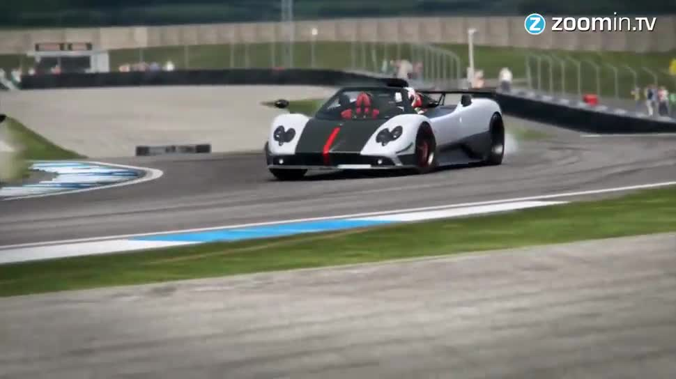 Zoomin, Rennspiel, Namco Bandai, Slightly Mad Studios, Project Cars, Ian Bell