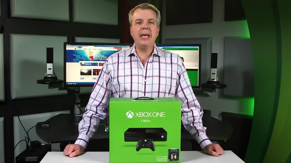 Microsoft, Konsole, Xbox, Xbox One, Microsoft Xbox One, Gamepad, Major Nelson, Larry Hryb