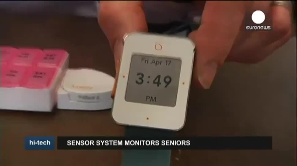 überwachung, Privatsphäre, EuroNews, Sensoren, Senioren