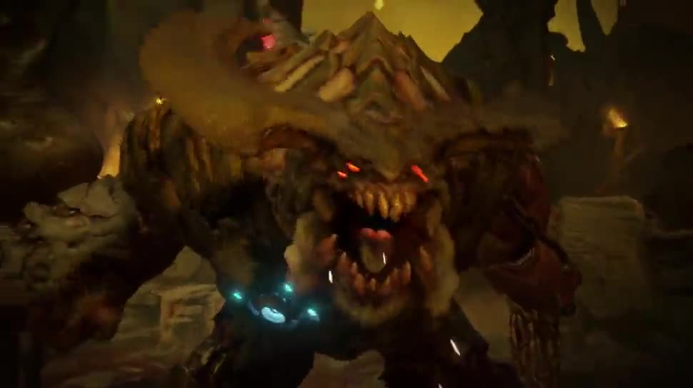 Trailer, Ego-Shooter, E3, Gameplay, Bethesda, E3 2015, Id Software, Doom, id