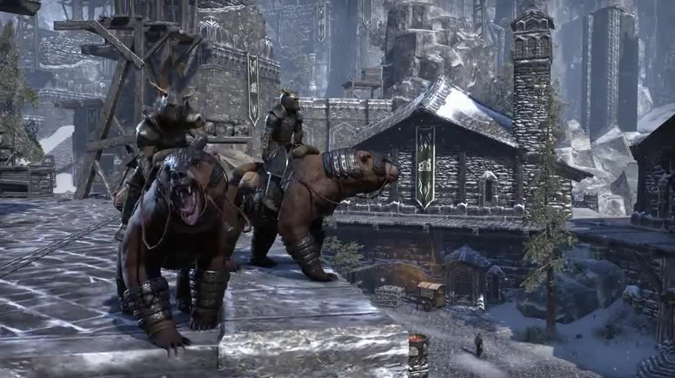 Trailer, E3, Online-Spiele, Mmorpg, Mmo, Bethesda, Online-Rollenspiel, E3 2015, The Elder Scrolls Online, Tamriel Unlimited