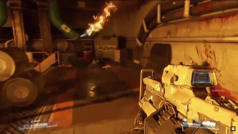 E3 2015: Action alter Schule - Acht Minuten Gameplay aus Doom