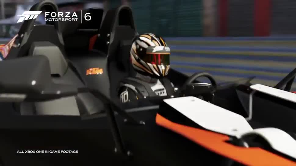 Microsoft, Trailer, Xbox, Xbox One, E3, Microsoft Xbox One, E3 2015, Forza, Forza Motorsport, Turn 10, Forza Motorsport 6