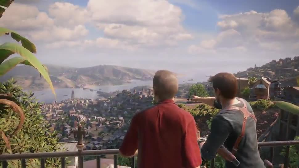 Sony, PlayStation 4, E3, Playstation, Gameplay, PS4, Sony PlayStation 4, Sony PS4, E3 2015, Uncharted 4, Uncharted 4 A Thief's End