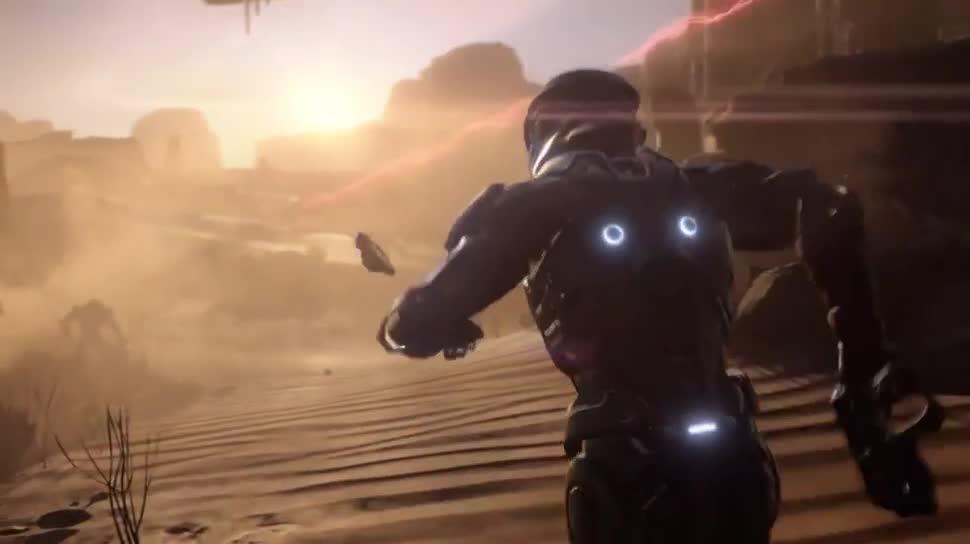 Trailer, Electronic Arts, Ea, E3, E3 2015, BioWare, Mass Effect, Mass Effect: Andromeda