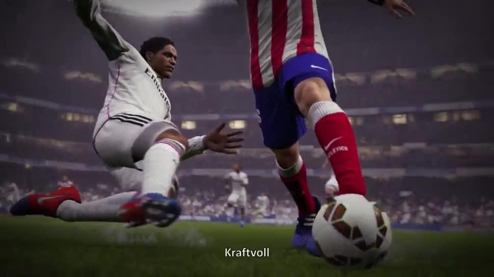 Trailer, Electronic Arts, Ea, E3, Fußball, Fifa, E3 2015, FIFA 16, Pele