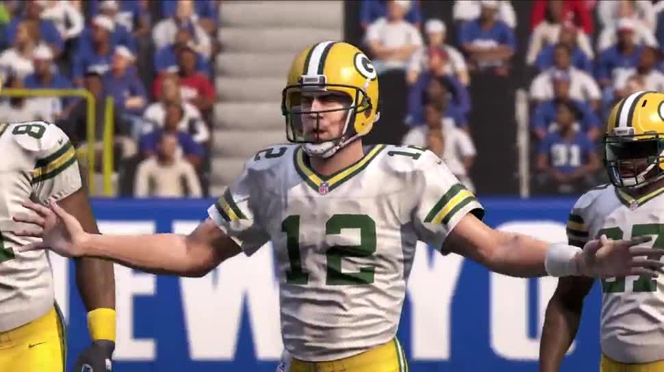 Trailer, Electronic Arts, Ea, E3, E3 2015, Football, NFL, Madden, Madden NFL 16, Madden NFL