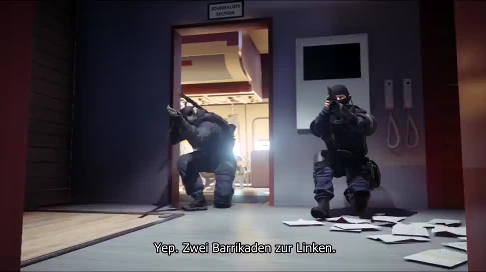 Trailer, Ubisoft, E3, E3 2015, Tom Clancy, Tom Clancy's Rainbow Six Siege, Rainbow Six Siege