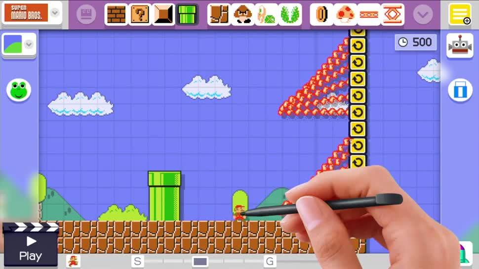 E3, Wii U, Nintendo Wii U, Super Mario Maker