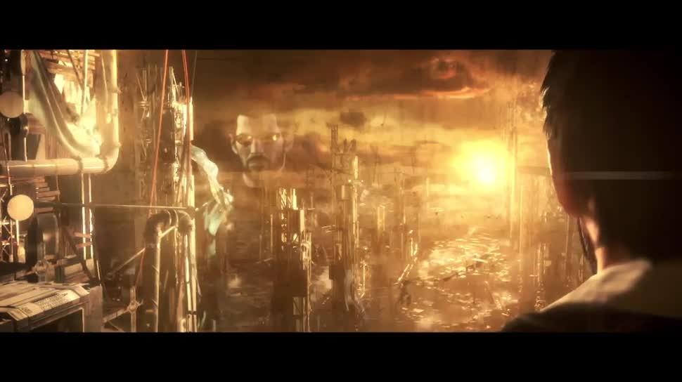 Trailer, E3, Deus Ex, Deus Ex: Mankind Divided – E3 2015 Trailer