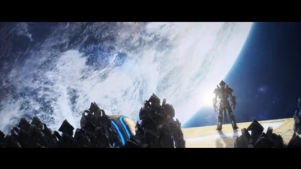 Trailer, E3, Blizzard, E3 2015, Starcraft, Starcraft 2, StarCraft II, Stimmen des Untergangs
