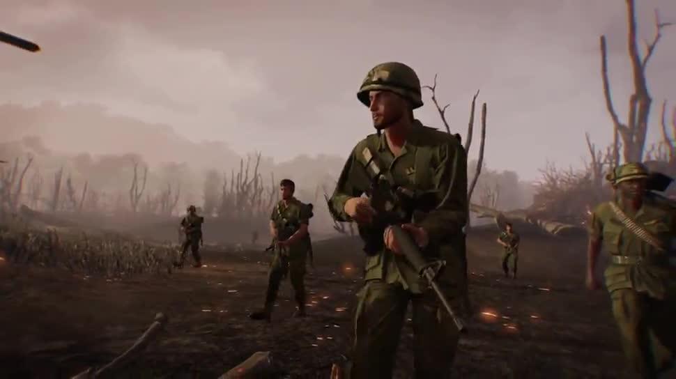 Trailer, E3, E3 2015, Tripwire Interactive, Rising Storm 2: Vietnam, Rising Storm 2, Rising Storm, Antimatter Games